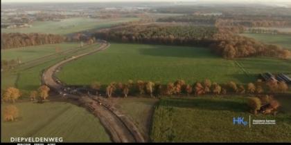 Diepveldenweg Bergeijk – Eersel – N397