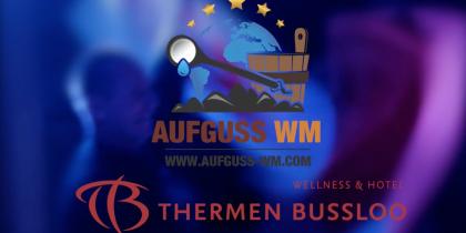 Wereldkampioenschappen Aufguss – Thermen Bussloo